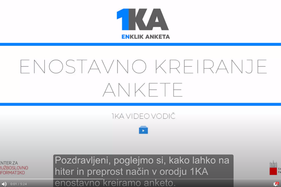 Ogled video vodiča